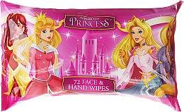 Düfte, Parfümerie und Kosmetik Sanfte und beruhigende Baby Feuchttücher - Corsair Princess Hand & Face Wipes