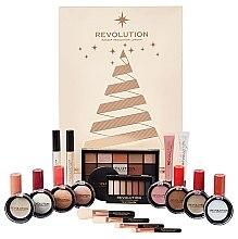 Make-up Set - Makeup Revolution Advent Calendar 2018 — Bild N1