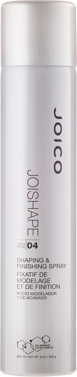 Haarspay Leichter Halt - Joico Style and Finish Joishape Shaping And Finishing Spray Hold 04 — Bild N1