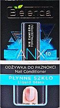 Düfte, Parfümerie und Kosmetik Nagelbalsam Flüssiges Glas - Bielenda Liquid Glass Nail Conditioner
