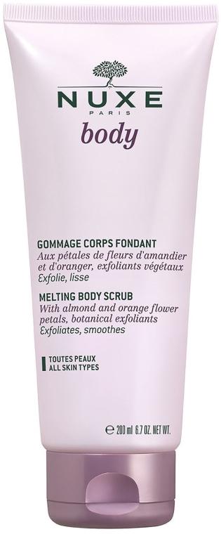 Glättendes Körperpeeling - Nuxe Body Fondant Gentle Body Scrub — Bild N1