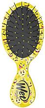 Düfte, Parfümerie und Kosmetik Kompakte Haarbürste gelb - Wet Brush Squirt Happy Hair
