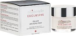 Düfte, Parfümerie und Kosmetik Zelluläre Anti-Aging Gesichtscreme - Skincode Exclusive Cellular Anti-Aging Cream