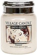 Duftkerze Snoconut - Village Candle Snoconut Petite Glass Jar — Bild N2