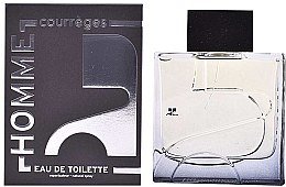 Düfte, Parfümerie und Kosmetik Courreges Homme - Eau de Toilette