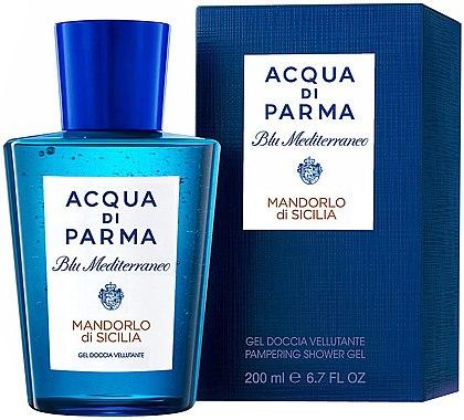 Acqua Di Parma Blu Mediterraneo Mandorlo Di Sicilia - Duschgel — Bild N1