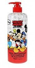 "Düfte, Parfümerie und Kosmetik Duschgel ""Jasmin & Vanille"" - Disney's Mickey Mouse & Friends Bath & Shower Gel"
