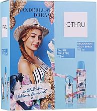 Düfte, Parfümerie und Kosmetik C-Thru Wanderlust Dream - Duftset (Eau de Toilette 30ml + Deospray 150ml)
