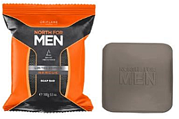 Düfte, Parfümerie und Kosmetik Seife North for Men - Oriflame North for Men Soap Bar