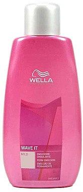 Lotion für gefärbtes und empfindliches Haar - Wella Professionals Wave It Mild — Bild N1