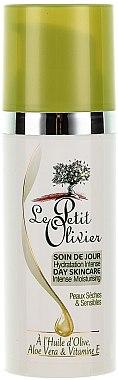 Tägliche Gesichtscreme mit Olivenöl - Le Petit Olivier Face Cares With Olive Oil — Bild N2