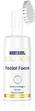 Düfte, Parfümerie und Kosmetik Gesichtsreinigungsschaum mit Kollagen - Novaclear Collagen Facial Foam
