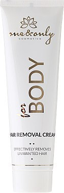 Enthaarungscreme für den Körper - One&Only Cosmetics For Body For Women Instant Hair Removal Cream — Bild N2