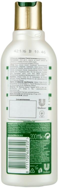Conditioner für trockenes und geschädigtes Haar mit Avocadoöl - Timotei Intense Repaire — Bild N2
