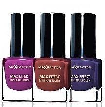 Düfte, Parfümerie und Kosmetik Nagellack - Max Factor Effect Mini Nail Polish