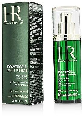 Gesichtsserum - Helena Rubinstein Powercell Skin Rehab Youth Grafter Night D-Toxer Concentrate — Bild N1