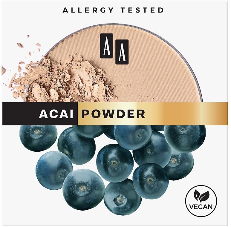 Mattierender Gesichtspuder - AA Acai Powder — Bild N1