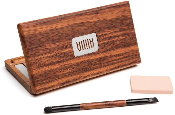 Lidschattenpalette - Alilla Cosmetics Nude Palette — Bild N2