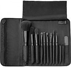 Düfte, Parfümerie und Kosmetik Make-up Pinselset 11-tlg. + Etui - Alcina
