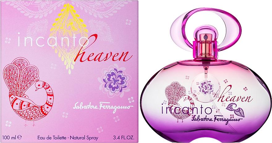 Salvatore Ferragamo Incanto Heaven - Eau de Toilette — Bild N2