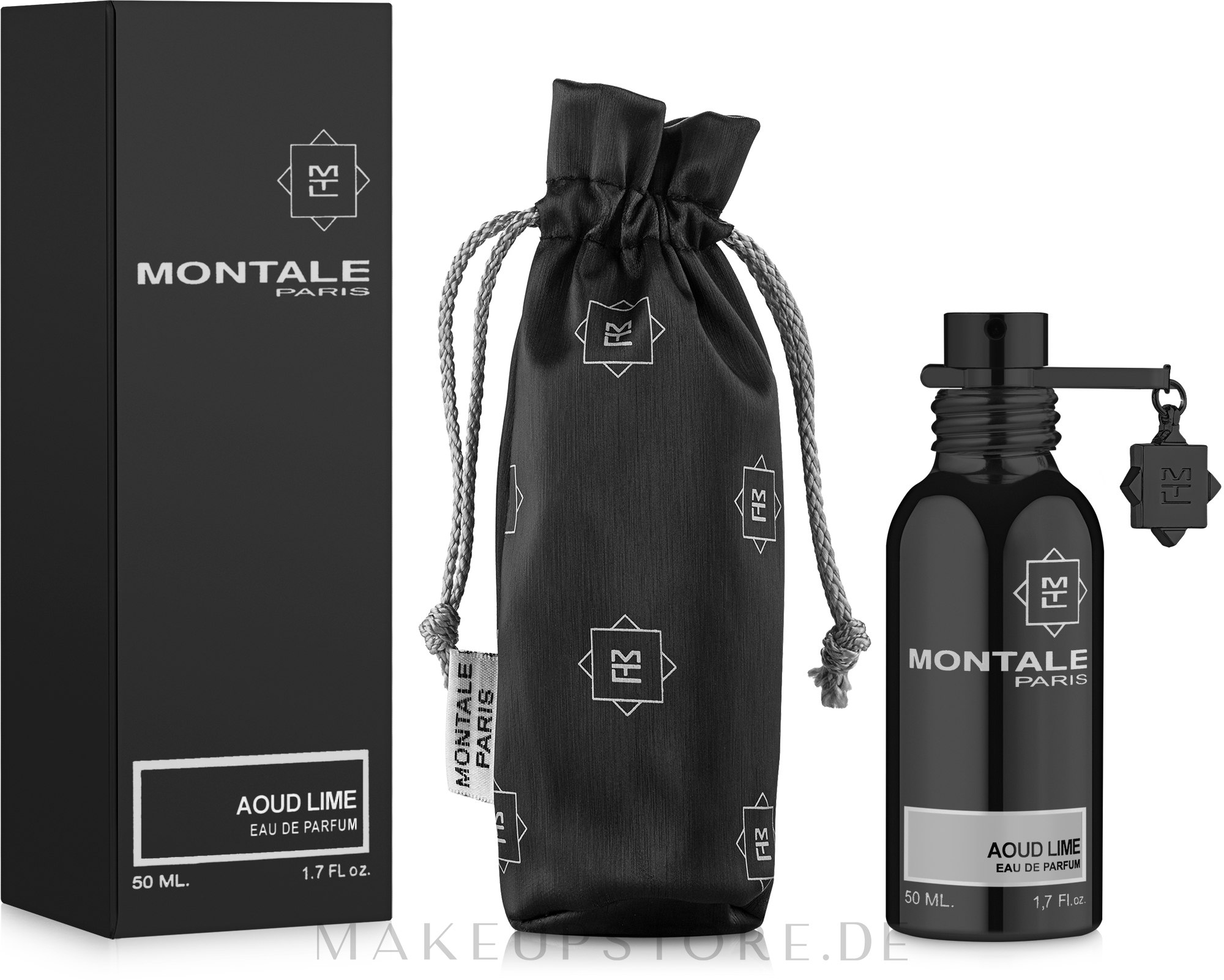 Montale Aoud Lime - Eau de Parfum — Bild 100 ml