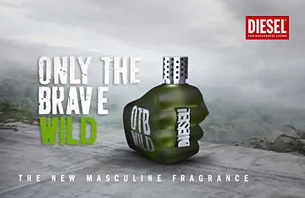Diesel Only The Brave Wild Diesel - Eau de Toilette — Bild N3
