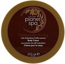 Straffende Körpercreme mit kolumbianischem Kaffeeextrakt - Avon Planet Spa Body Cream — Bild N1