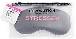 Düfte, Parfümerie und Kosmetik Schlafmaske - Revolution Skincare Stressed Mood Calming Sleeping Eye Mask