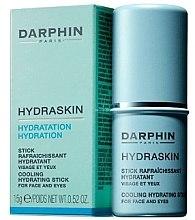 Düfte, Parfümerie und Kosmetik Kühlender Augen- und Gesichtsstick mit Hyaluronsäure - Darphin Hydraskin Cooling Hydrating Stick