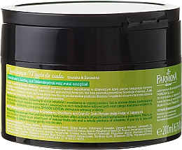 Feuchtigkeitsspendende Körperbutter mit Birne und Preiselbeere - Farmona Tutti Frutti Pear Body Butter — Bild N3