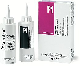 Düfte, Parfümerie und Kosmetik Dauerwelle-Set für normales Haar - Fanola P1 Perm Kit for Normal Hair