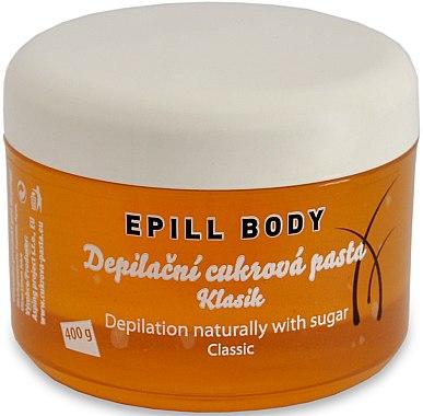 Enthaarungspaste mit Zucker - Epill Body Depilation Naturally With Sugar Classic — Bild N1
