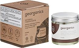 Düfte, Parfümerie und Kosmetik Natürliche Zahnpasta mit Kokosöl - Georganics Pure Coconut Natural Toothpaste