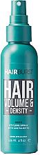 Düfte, Parfümerie und Kosmetik Haarstylingspray für mehr Volumen und Dichte - Hairburst Men's Volume & Density Styling Spray