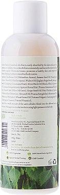 Anti-Cellulite Massageöl für den Körper Birke & Zypresse - Lass Naturals Anti Cellulite Massage Oil — Bild N2