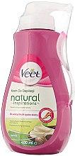 Düfte, Parfümerie und Kosmetik Enthaarungscreme für Beine und Körper mit Sheabutter - Veet Naturals Inspirations
