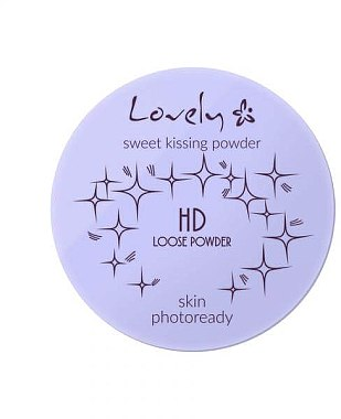 Loser Gesichtspuder - Lovely HD Loose Powder — Bild N1