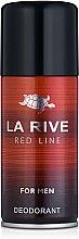 Düfte, Parfümerie und Kosmetik La Rive Red Line - Deospray