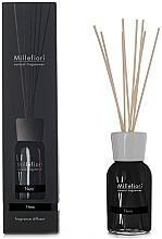 Düfte, Parfümerie und Kosmetik Raumerfrischer Nero - Millefiori Natural Nero Reed Diffuser