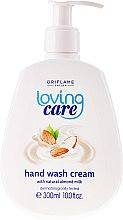 Flüssige Creme-Seife für Hände mit Mandelmilch - Oriflame Loving Care — Bild N1