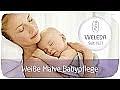 Pflegende Körperlotion für hochsensible und neurodermitische Babyhaut mit weißer Malve - Weleda Weisse Malve Pflegelotion — Bild N1