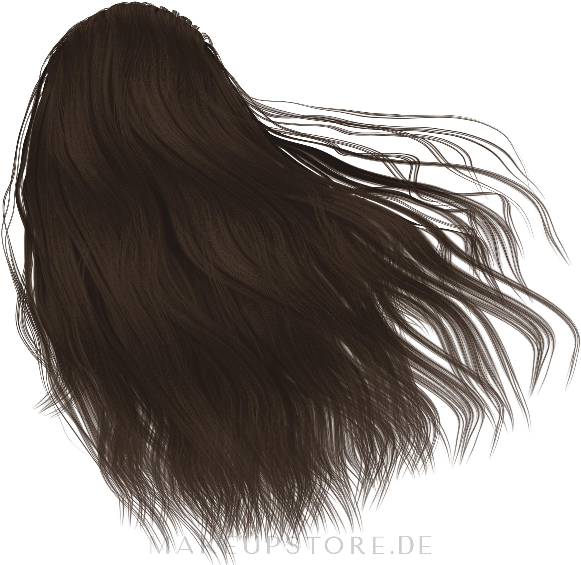 Pflegende CC Haarcreme mit Farbpigmenten - Brelil Colorianne CC Color Cream — Bild Blackberry Darcbrown