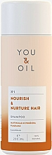 Düfte, Parfümerie und Kosmetik Nährendes Shampoo - You&Oil Nourish & Nurtere Hair Shampoo