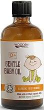 Düfte, Parfümerie und Kosmetik Mildes Körperöl für Babys mit Bio-Kamille - Wooden Spoon Gentle Baby Oil