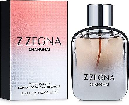Ermenegildo Zegna Z Zegna Shanghai - Eau de Toilette — Bild N1