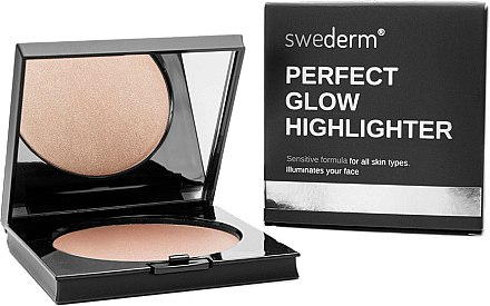 Flüssiger Highlighter - Swederm Perfect Glow Highlighter — Bild N1