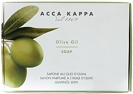 Düfte, Parfümerie und Kosmetik Parfümierte Körperseife mit Olivenöl - Acca Kappa Olive Oil