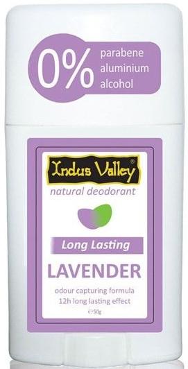 Natürlicher Deostick Lavendel - Indus Valley Lavender Deodorant Stick — Bild N1