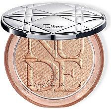 Düfte, Parfümerie und Kosmetik Gesichtspuder - Dior Diorskin Mineral Nude Luminizer Powder
