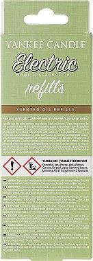 Nachfüller Vanilla Lime für elektrischen Duftstecker - Yankee Candle Scent Plug Vanilla Lime (Refill) — Bild N2